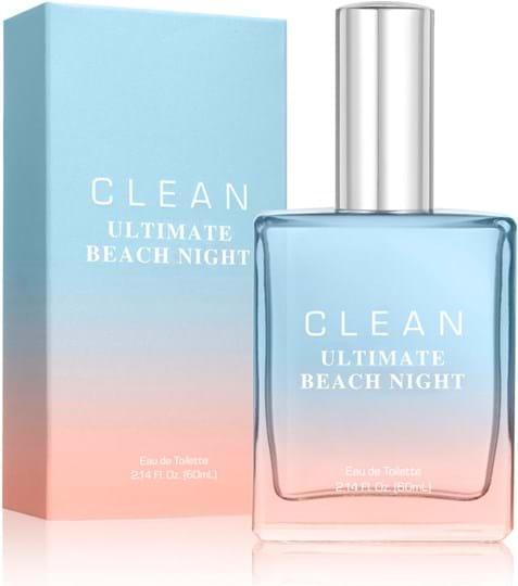 Clean Ultimate Beach Night Eau de Toilette 60ml