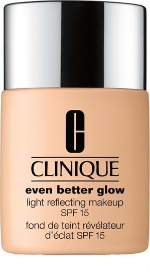 Clinique Even Better Glow-foundation N° CN10 Alabaster 30 ml