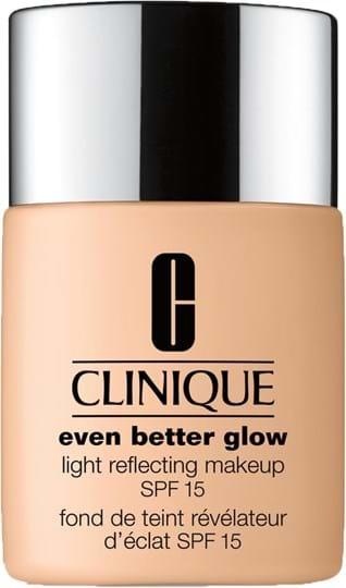Clinique Even Better Glow-foundation N°WM112 Ginger 30ml