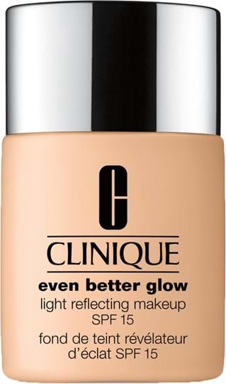 Clinique Even Better Glow Foundation N° WM118 Amber 30 ml
