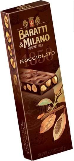 Baratti & Milano Gianduja hazelnut chocolate