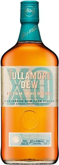 Tullamore Dew XO Rum Finish 43,0% 1L