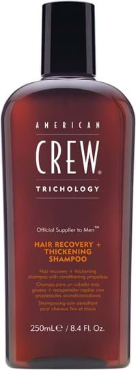 American Crew Hair&BodyCare Hair Recovery + Thickening Shampoo 250 ml