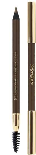 Yves Saint Laurent Dessin de Sourcils Eyebrow Pencil N°03 Glazed Brown