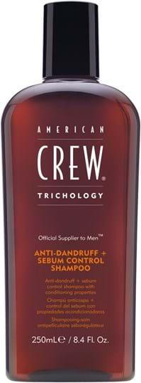American Crew Hair&BodyCare Anti dandruff + Sebum Control Shampoo 250 ml