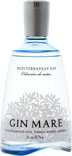Gin Mare Mediterranean Gin 42,7% 1L