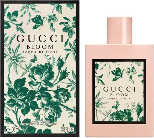Gucci Bloom Acqua di Fiori Eau de Toilette 100 ml