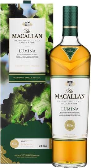 Macallan Lumina 41.3% 0.7L, giftpack