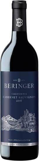 Beringer, Rhine House, Cabernet Sauvignon, Californien, tør, rød, 0,75L