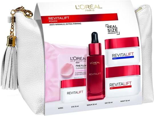 L'Oréal Paris Revitalift-ansigtsplejesæt