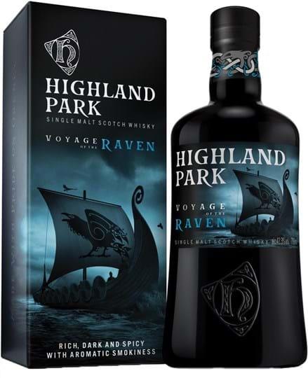 Highland Park Voyage of the Raven 41,3% 0,7L, gaveæske