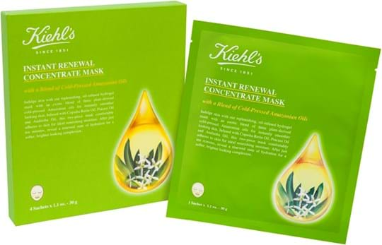 Kiehl's Instant Renewing Concentrate-maske 30 g