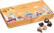 Godiva Wonderful City Dreams, 18 stykker 195g