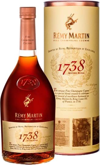 Rémy Martin Remy Martin 1738 Accord Royal, Giftpack
