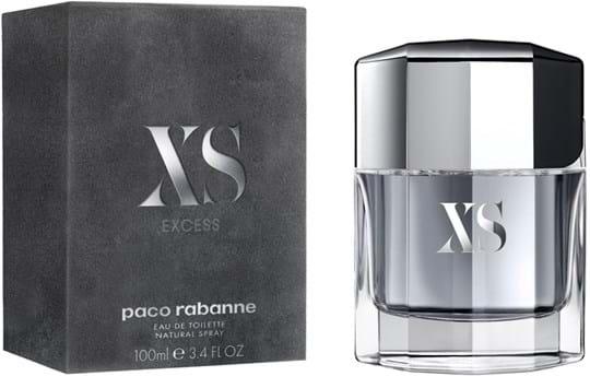 Paco Rabanne XS Excess pour Homme Eau de Toilette 100ml