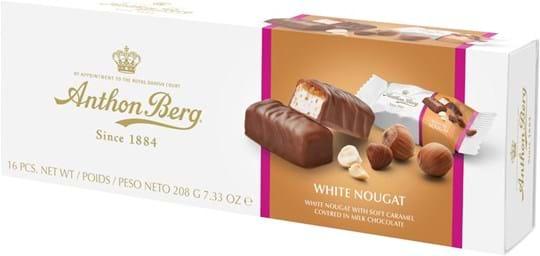 Anthon Berg White Nougat