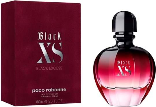 Paco Rabanne Black XS for Her Eau de Parfum 80ml