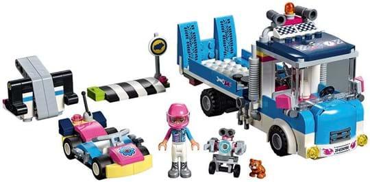 Lego, Friends, building blocks