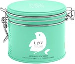 Lov Organic Almond flavoured herbal tea 100g