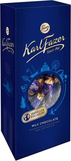 Karl Fazer-mælkechokolader 420g