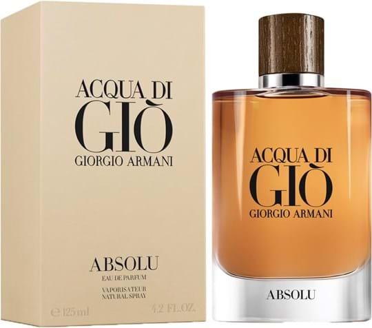 Giorgio Armani Acqua di Gio pour Homme Eau de Parfum 125ml