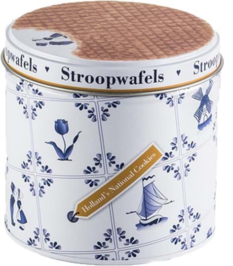 Stroopwafel & Co filled biscuits