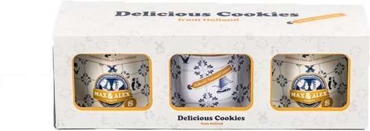 Stroopwafel & Co Choco Stroopwafels Gaveæske 810g