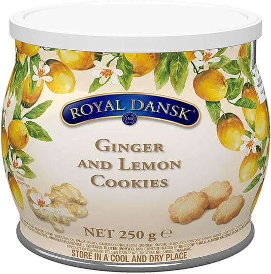 Kelsen Royal Dansk Lemon Ginger