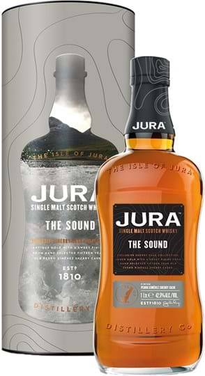 Jura The Sound, giftbox