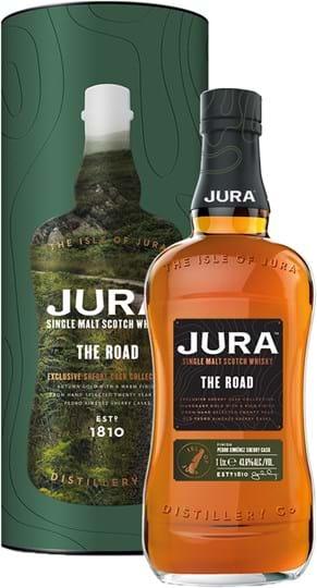 Jura The Road, giftbox