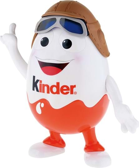 Kinder Mixed Aviator 107.5g