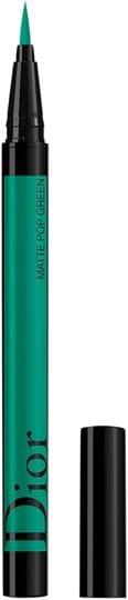 Dior Diorshow On Stage Liner‑eyeliner N°461 MPop Green
