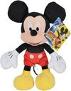 Simba Toys, Disney Mmch, plush mickey mouse