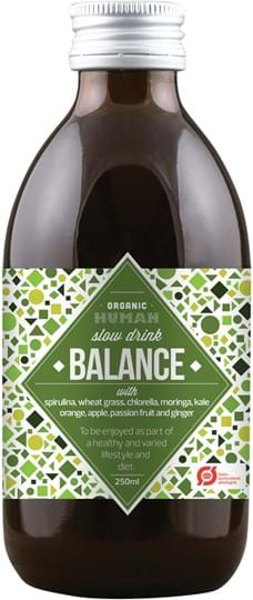 Organic Human Balance Slow 250ml