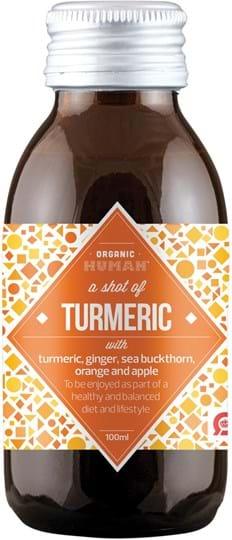 Organic Human Tumeric shot 100ml