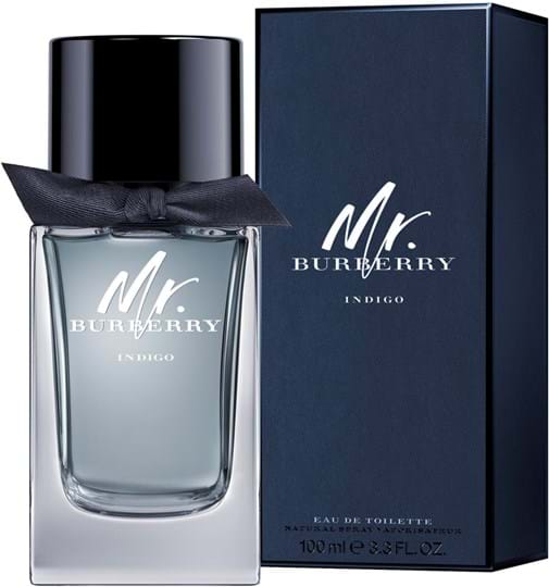 Burberry Mr. Burberry Indigo Eau de Toilette 100 ml