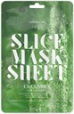 Kocostar Cucumber Slice Mask Sheet 20g