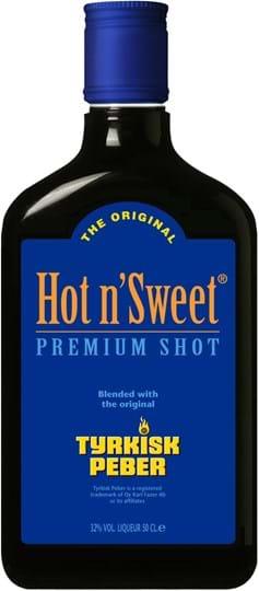 Hot n'Sweet Vodka 32% 0,5L PET*