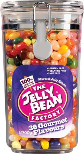 Jelly Bean fantastic taste and coloring 700g