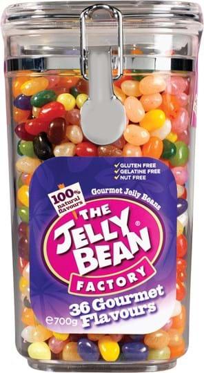The Jelly Bean Factory Jar Mix 700g