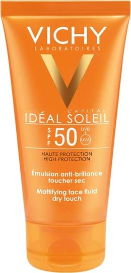 Vichy Ideal Soleil BB Cream dry touch SPF5