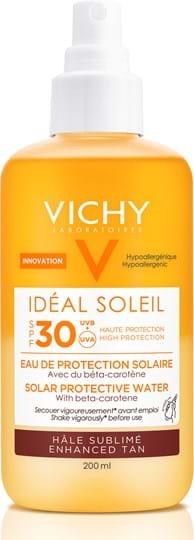 Vichy Ideal Soleil Solar Protective Water Bronzante SPF3