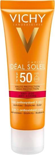 Vichy Ideal Soleil Antioxidant Cream SPF5