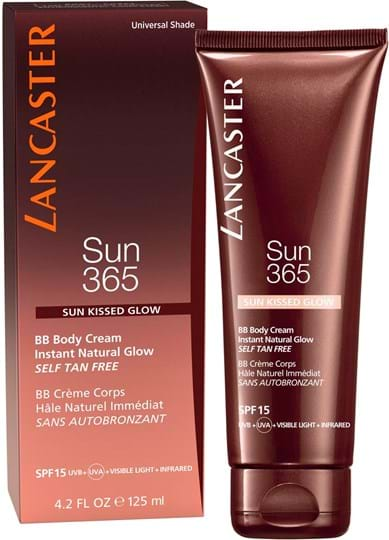 Lancaster Sun Care BB Body Cream SPF15 125 ml
