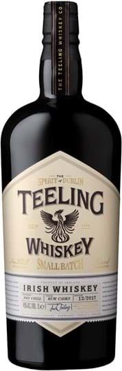 Teeling Small Batch Whiskey 46 % 1L