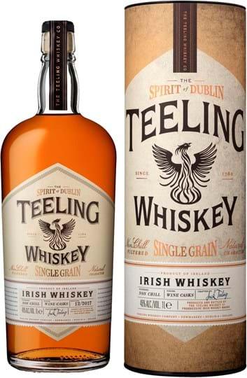 Teeling Single Grain Whiskey 46 % 1L