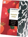 The Beginnings tomatchips med basilikum lavet med grøntsager og urter 20g