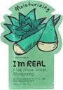Tony Moly I am Real – sheet-maske med aloe vera 20g