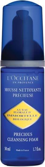 L'Occitane en Provence Immortelle Precious Cleansing Foam Travel Size