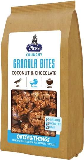 Merba Granola Bites with cocos